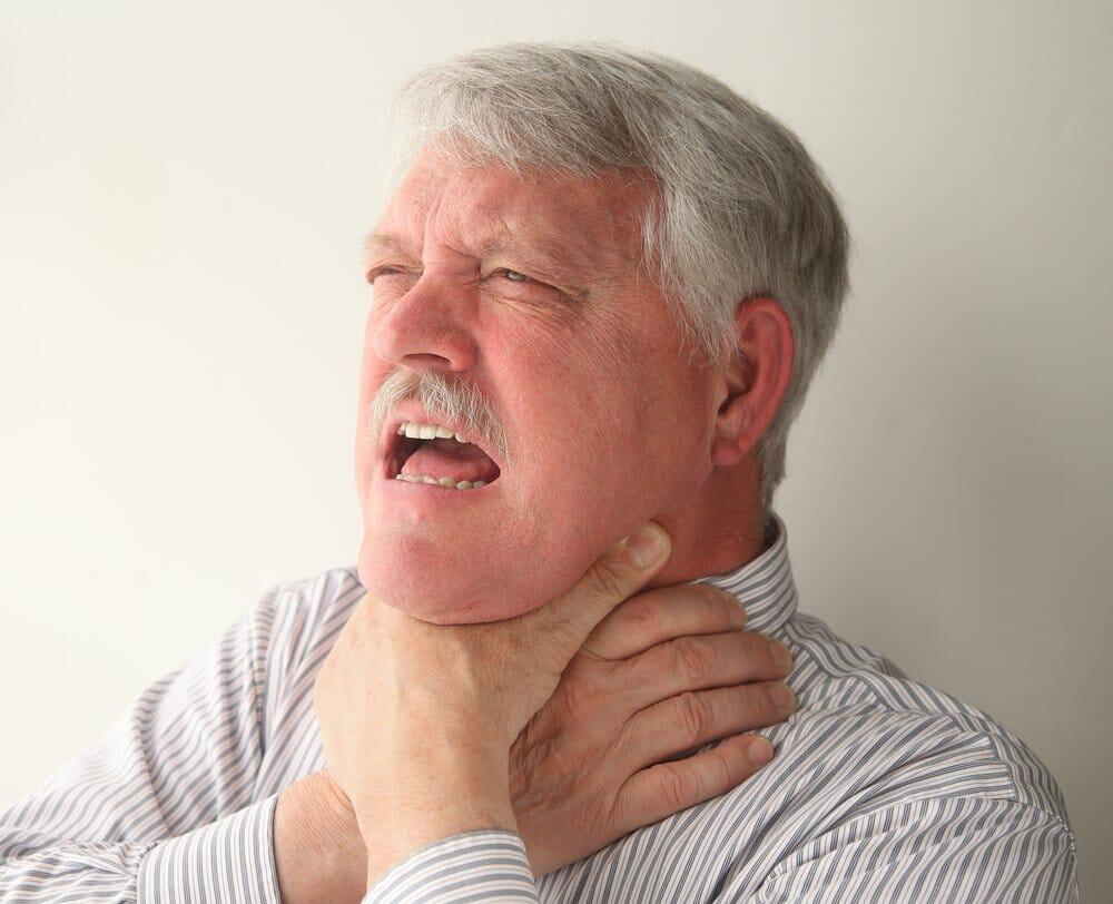 choking adult CPR